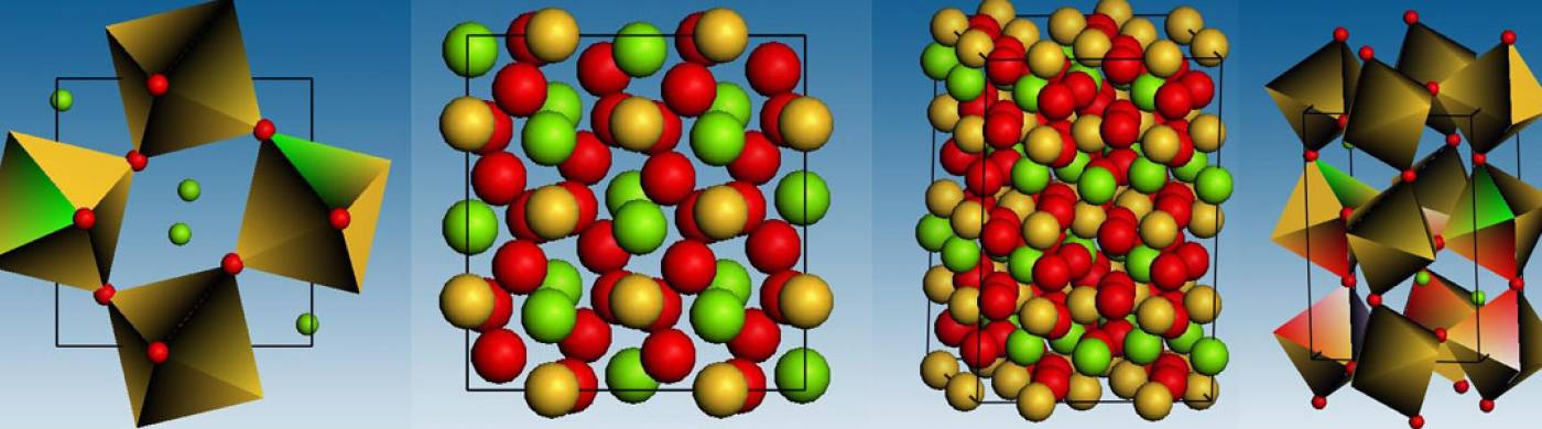 Crystallography and Mineral Physics