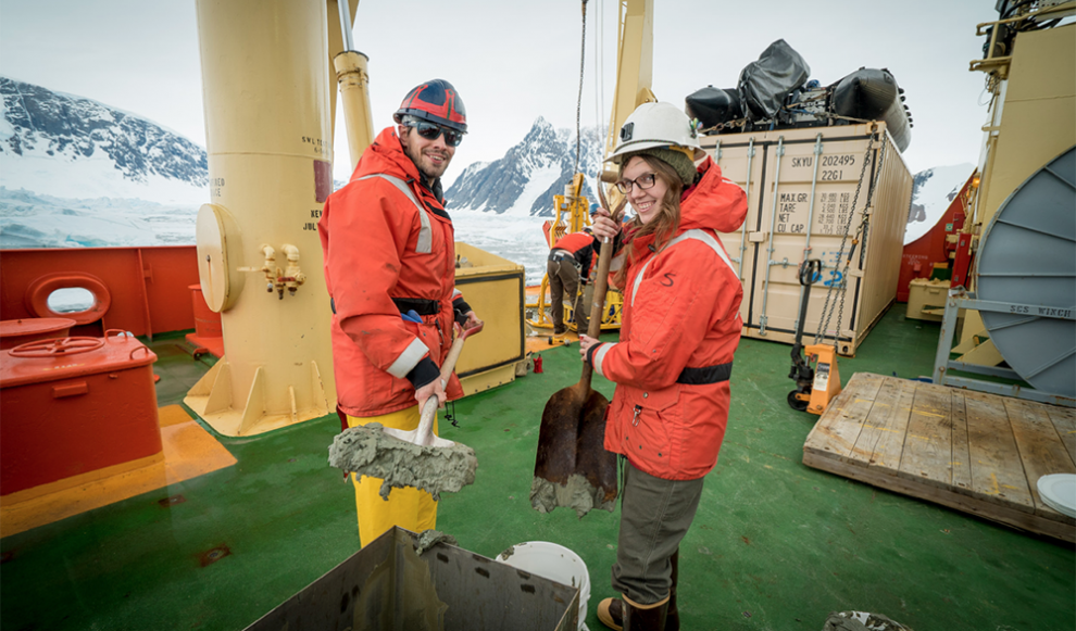 an expedition to the Antarctic Peninsula