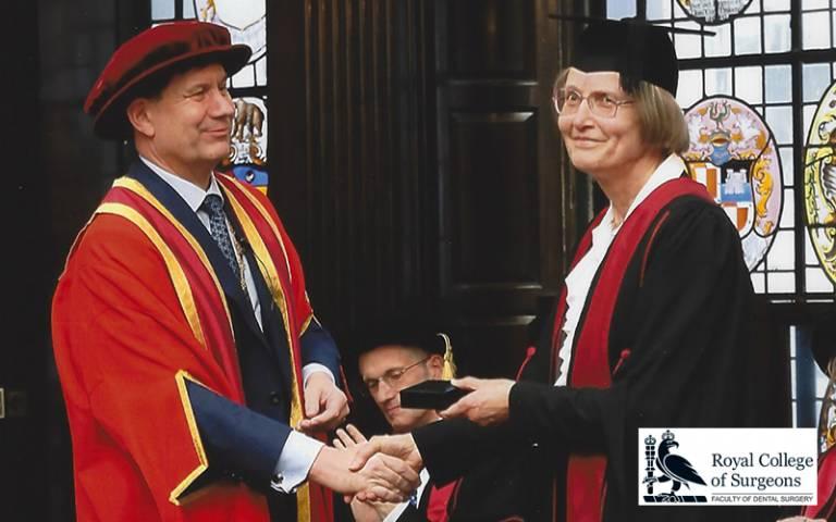 Charles Tomes Lecturer Award