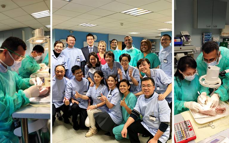 China Britain Medical Dental Association CPD course