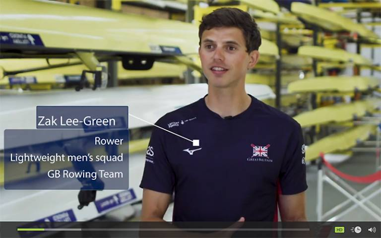 Zak Lee-Green on Oral Health and Performance