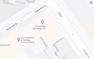 Rockefeller Building location