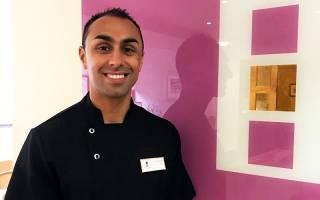 Umair Mohammed Sports Dentistry