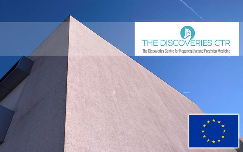 the Discoveries Centre for Regenerative and Precision Medicine
