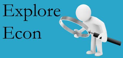 Explore Econ logo