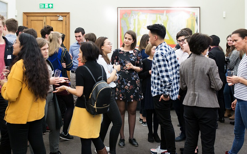 Student networking group