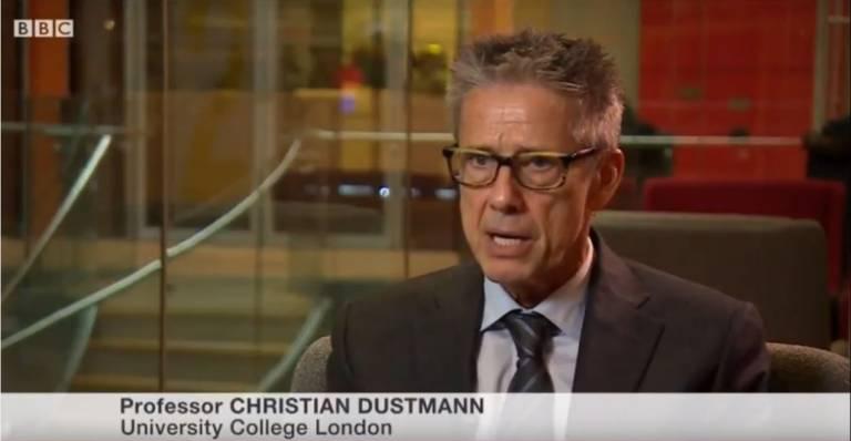 Christian Dustmann
