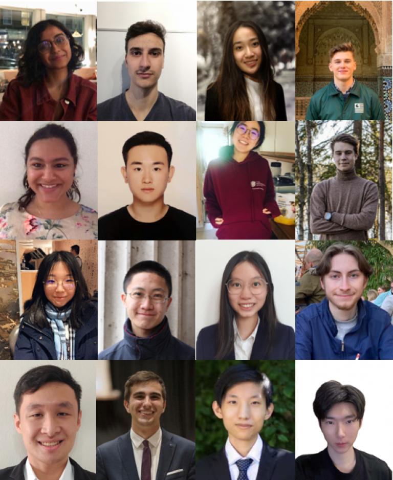 Explore Econ 2021 shortlisted candidates