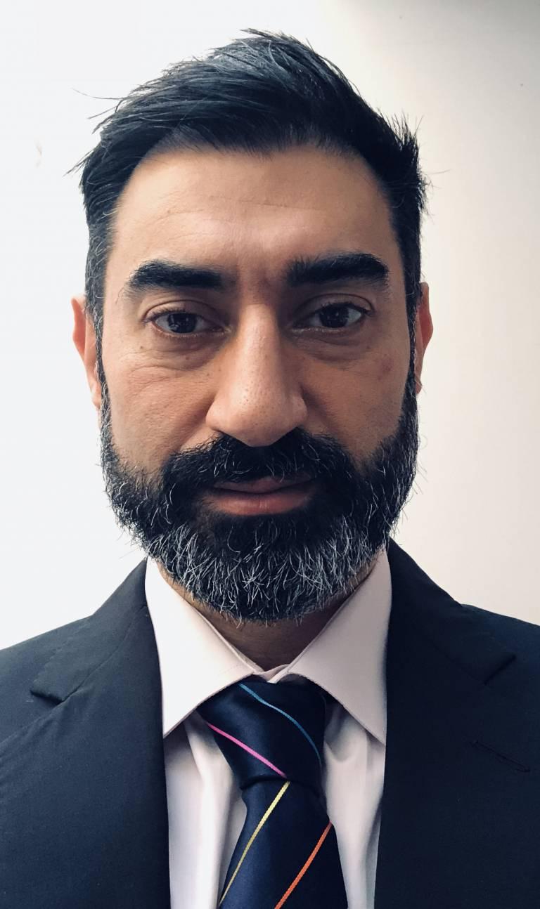Professor Imran Rasul