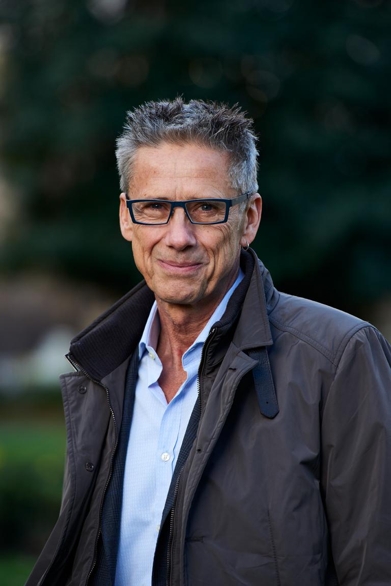 Professor Christian Dustmann