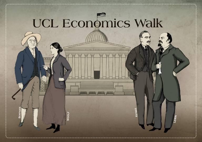 Economics walk