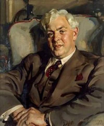 George Cyril Allen