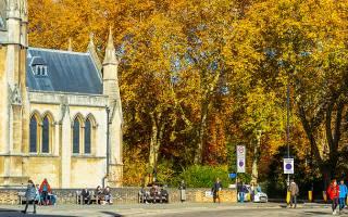 UCL campus church