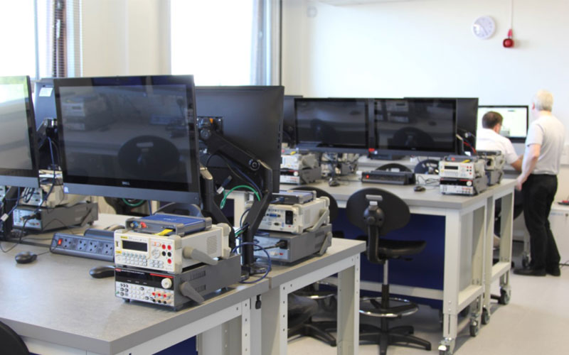 Project Teaching Lab