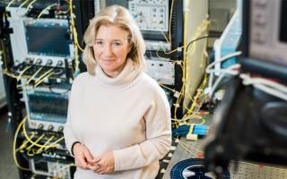 Professor Polina Bayvel Head of the Optical Networks Group
