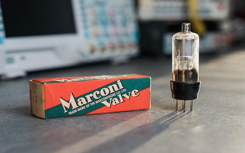 Marconi Valve