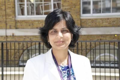 Dr Priti Praikh photograph