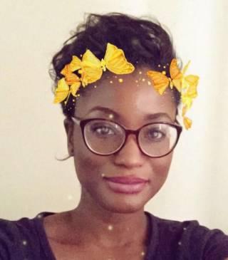 Stem Ambassador Maya Makinde