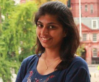 Stem Ambassador Arundathi Shantini