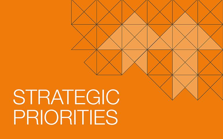 strategic priorities tile