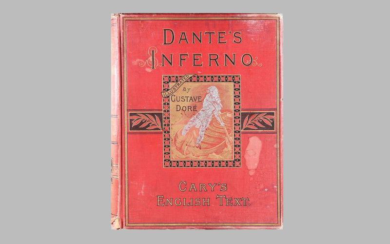 Dante's Inferno cover