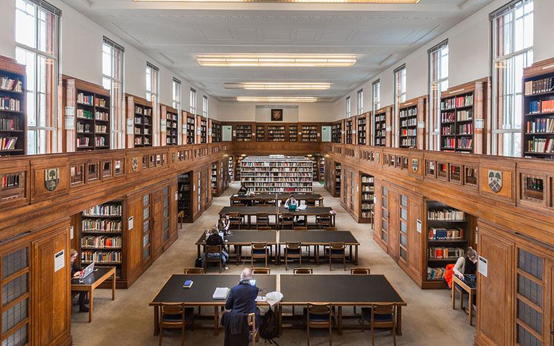 Senate House Library (University of London)