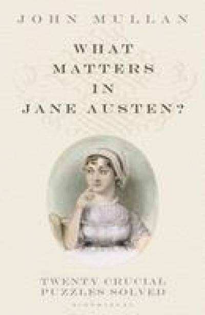 What matters in Jane Austen