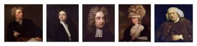 The Eighteenth Century Portraits