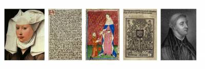 Middle English II images and manuscript