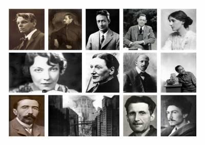 Modern Literature I Portraits