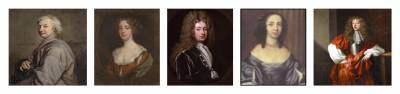 The Seventeenth Century Portraits