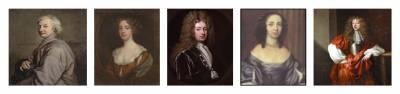 The Seventeenth Century Portraits