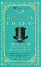 Book cover for the Artful Dickens