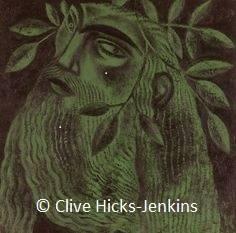Green Man image