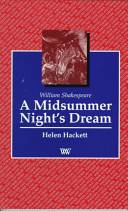 Midsummer Night's Dream Writers and Their Work cover