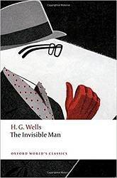 H.G. Wells The Invisible Man Book Cover
