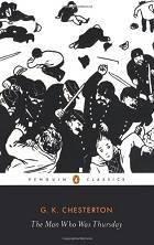 G.K. Chesterton The Man Who Was Thursday Book Cover
