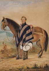 Man and Horse image for Visiting Fellows