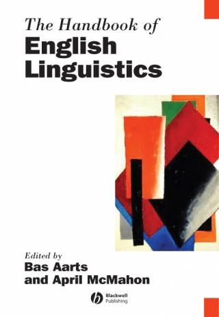 Handbook of English linguistics first edition