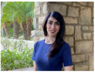 Photograph of Nedda Mehdizadeh