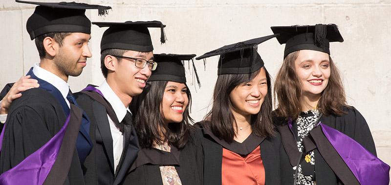 UCL graduates