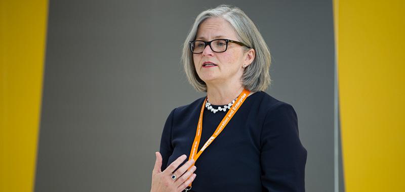 Deborah Gill, Director UCL Medical School