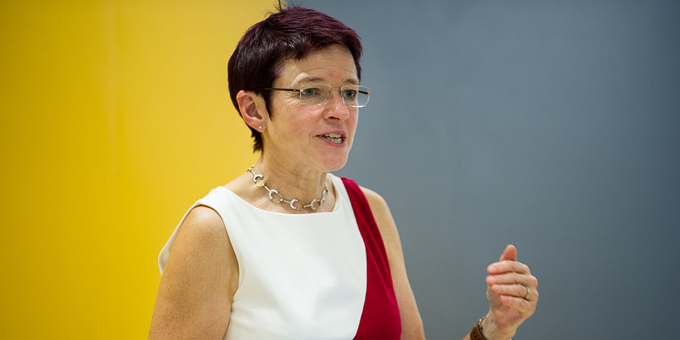 Dr Celia Caulcott - Vice-Provost (Enterprise and London)