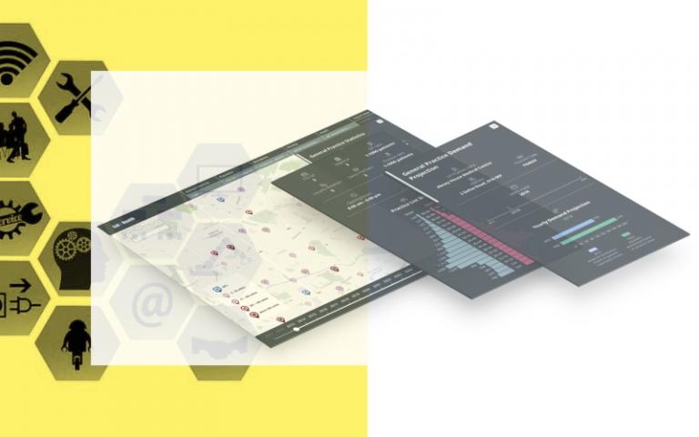 SidM Health spatial analytics platform