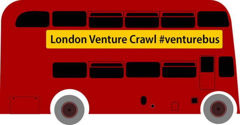 London Venture Crawl logo