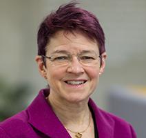 Dr Celia Caulcott, Vice-Provost (Enterprise)