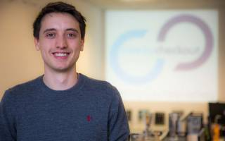 Chester Mojay-Sinclare, Founder of Charity Checkout