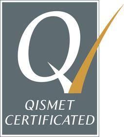QISMET Certified logo
