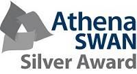 Athena Swan Silver Award Logo - 200 pixels