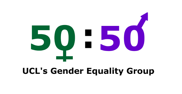 50:50 logo
